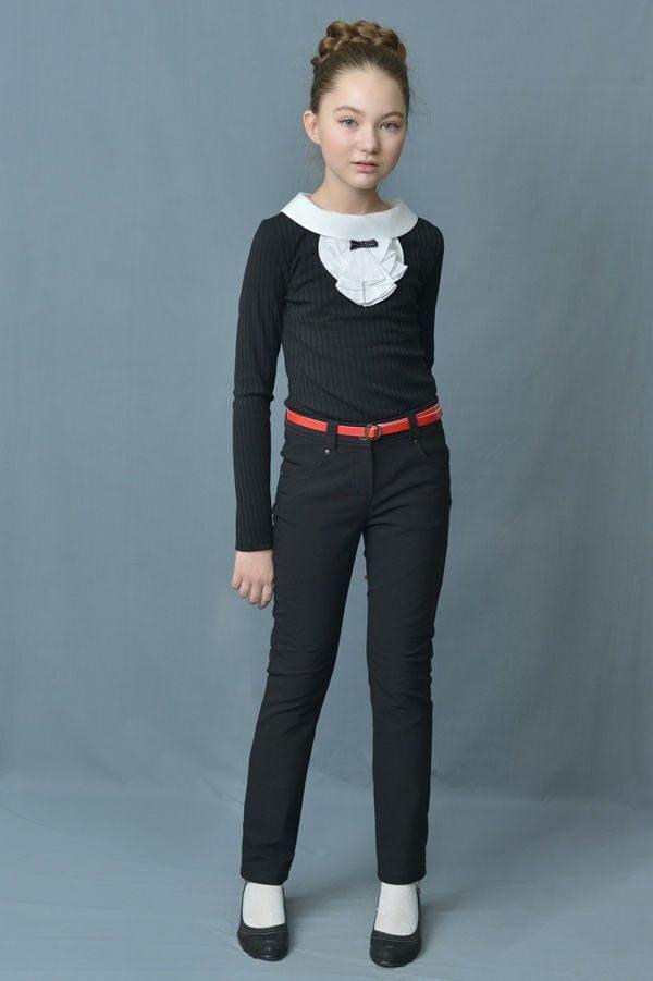школьные брюки для девочек фото